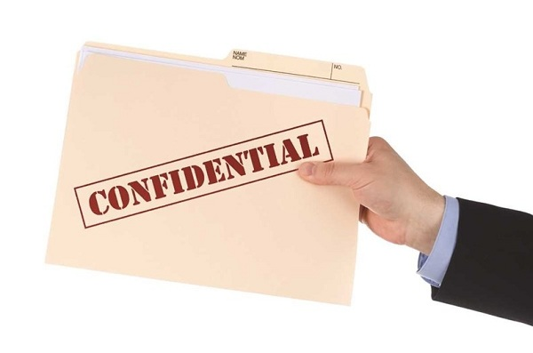 Confidentiality in Information Management Course