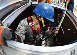 Condiciones de Seguridad para Realizar Trabajos en Espacios Confinados (NOM-033-STPS-2015)