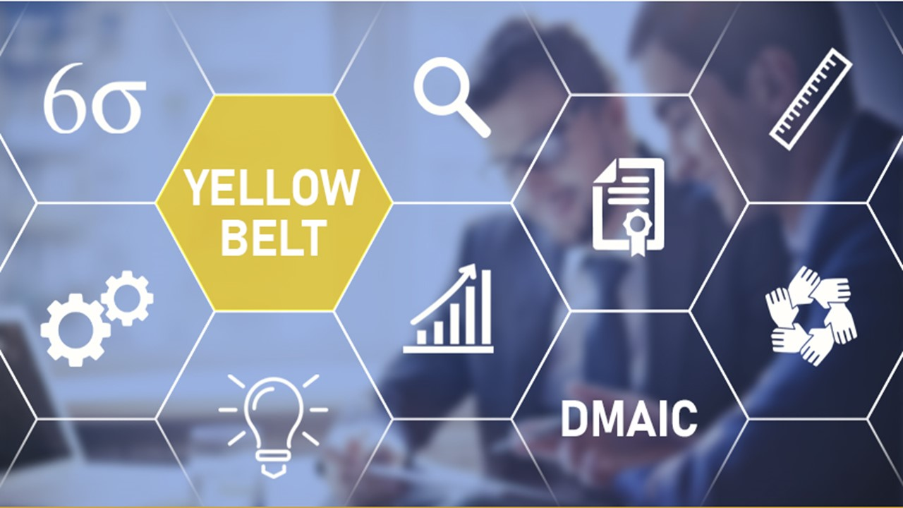 Certificación sobre Yellow Belt Six Sigma