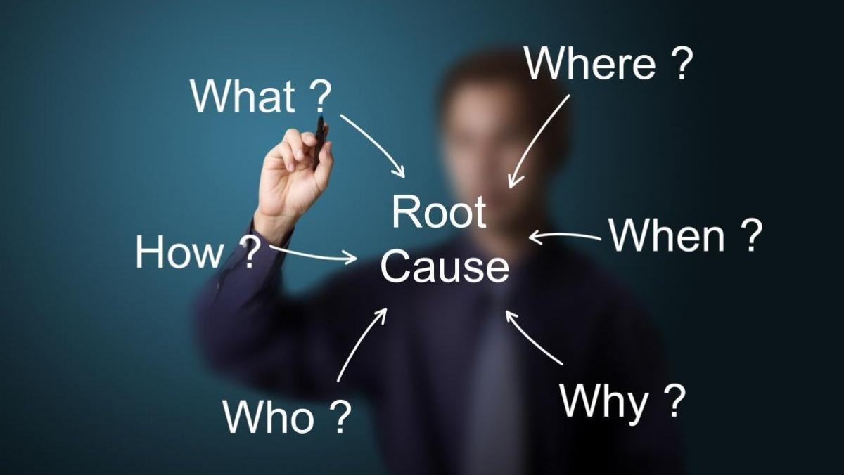 Curso sobre Análisis y Solución de Problemas a través de la Identificación de la Causa Raíz.