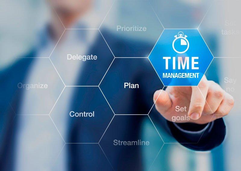 Taller en Administración del Tiempo 2.0