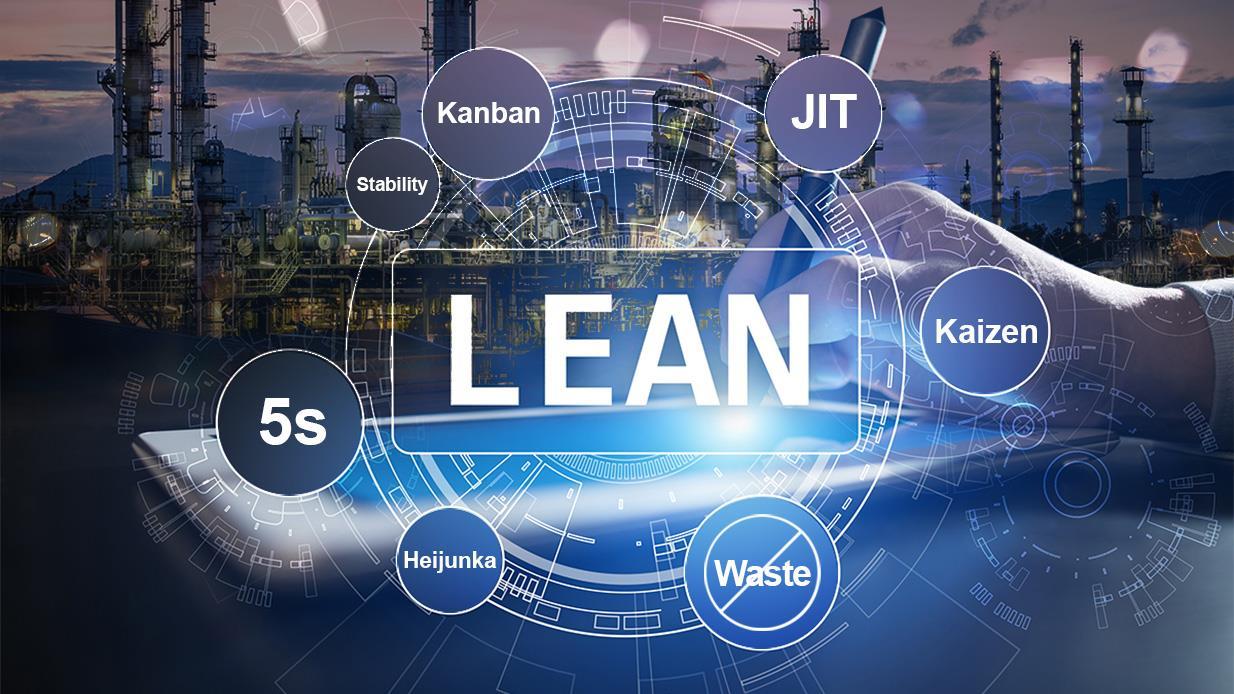 Certificación en Lean Manufacturing 2.0